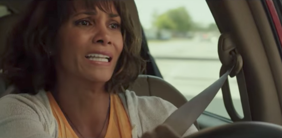 Nightmare in a Minivan: Halle Berry Drives Terrifying 'Kidnap'