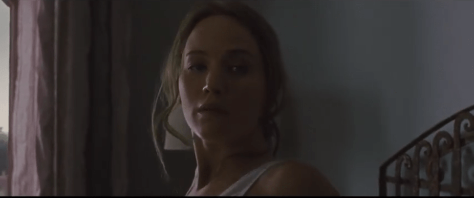 Jennifer Lawrence Not Happy With House Crashers in Disturbing 'mother!' Trailer