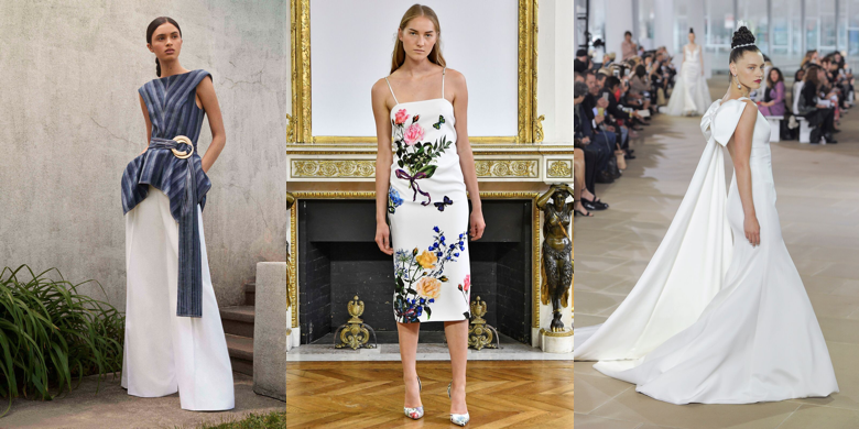 Your Perfect Four-Day Wedding Wardrobe