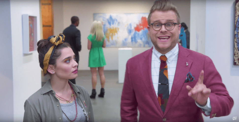 'Adam Ruins Everything'—and Also the Art Market