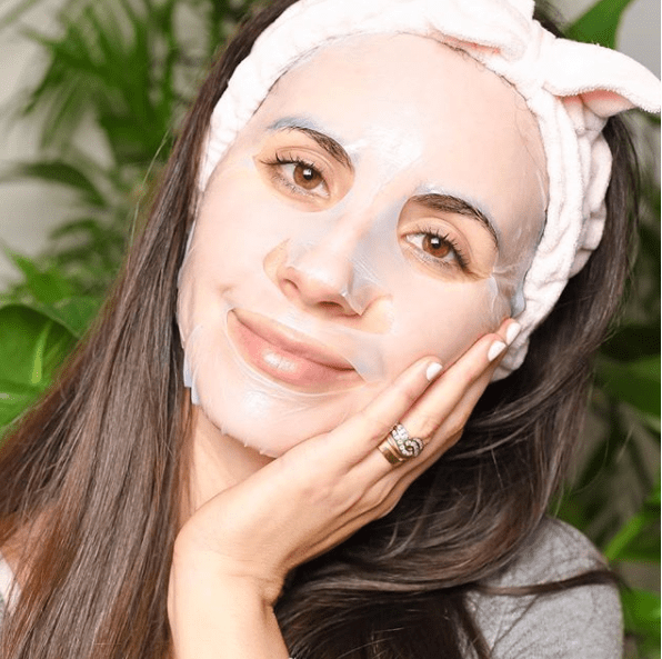 Ask Your Uber Driver to Hand You a Complimentary K-Beauty Face Mask