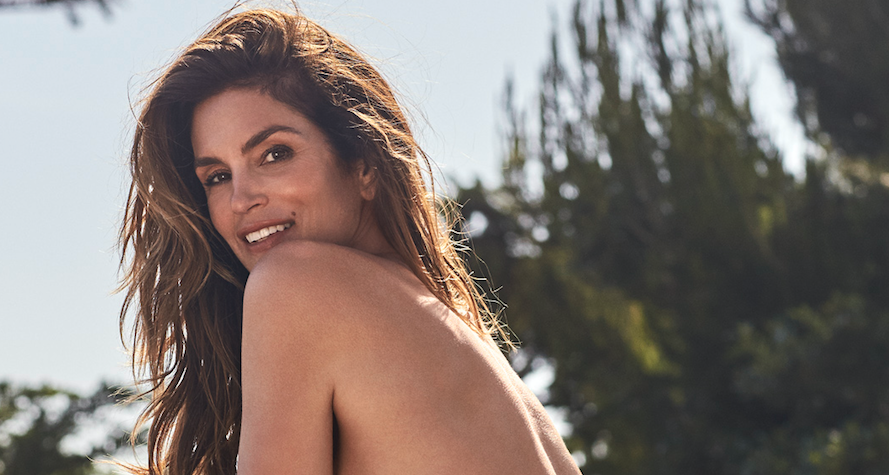Cindy Crawford's #TBT Inspired a Re/Done Denim Collaboration