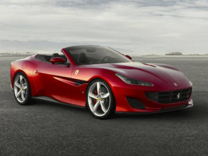 Ferrari launched its new entry level car this month.
