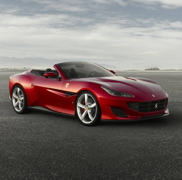 Ferrari's New Car Is Named After a Luxe Italian Resort Town