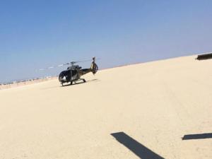 Blade is coming to Burning Man.