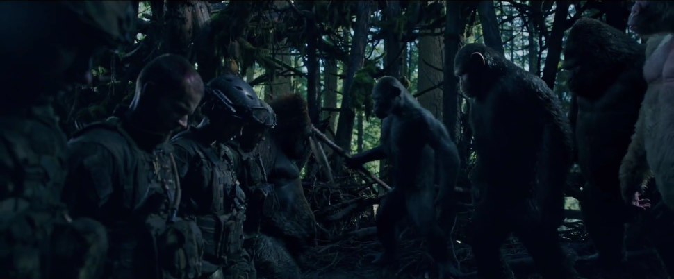 Fox Pushing 'War for the Planet of the Apes' as Best Picture Contender—Crazy or Not?