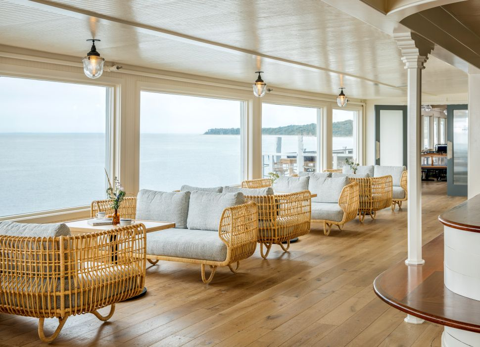 North Fork's First Designer Hotel Makes a Splash on the Sound