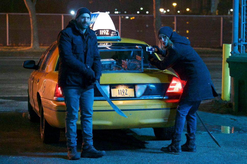 Carlton Cuse Explains 'The Strain' Finale