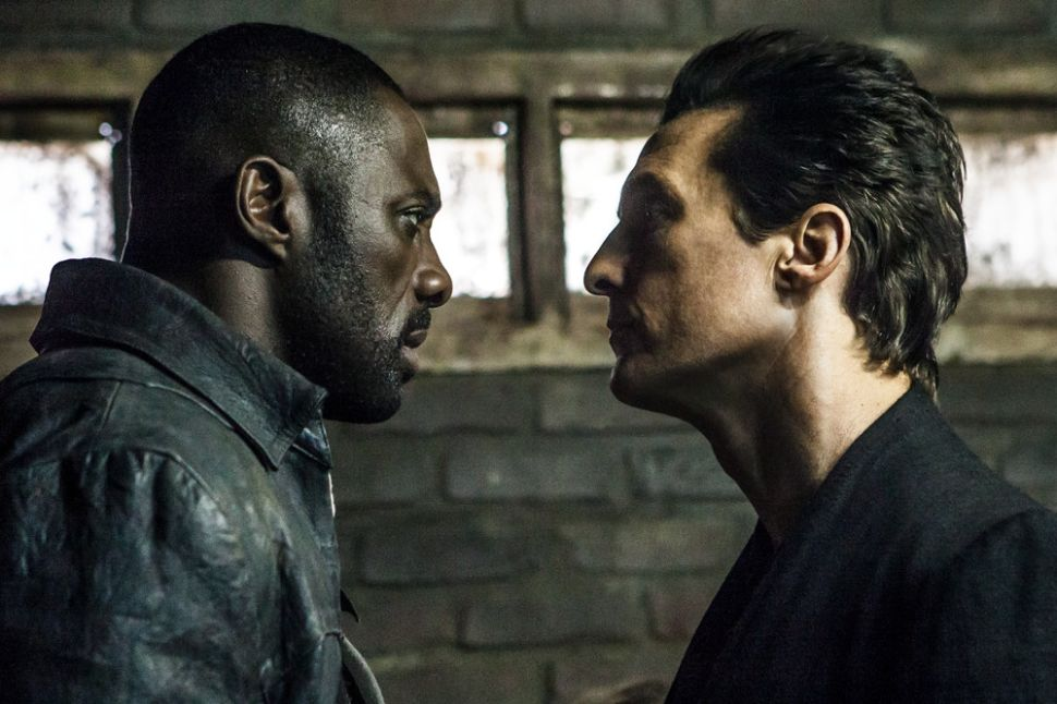What Are Critics Saying About 'The Dark Tower'?