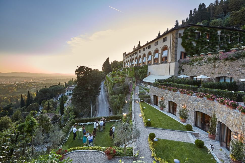 4 Italian Palazzos to Book for Your Next Vacation