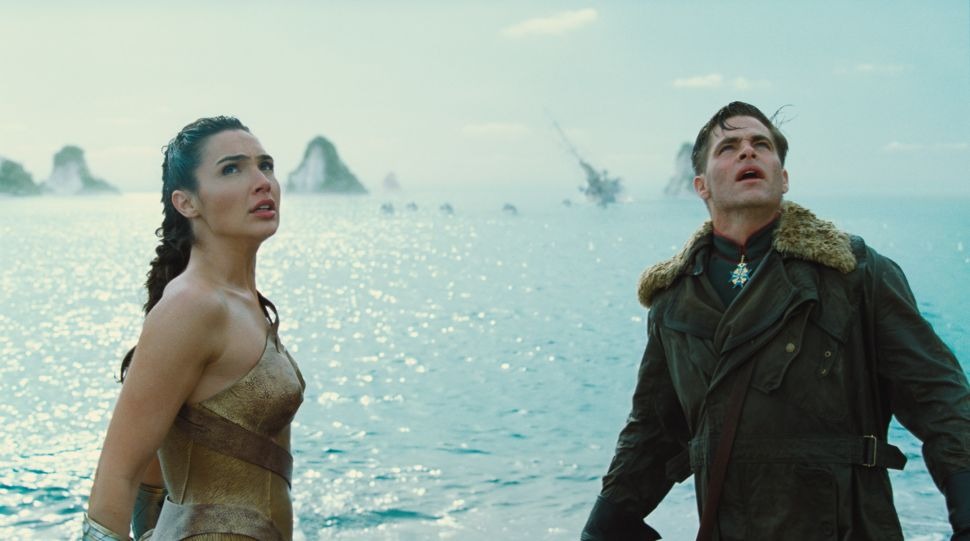 'Wonder Woman' Is Now Bigger Than Spider-Man