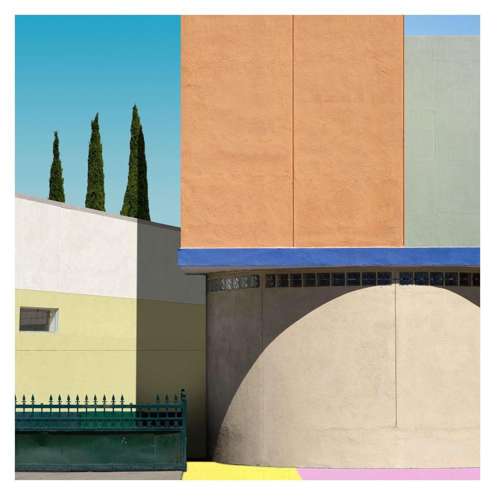 George Byrne's 'New Order' Photographs Idealize LA Light