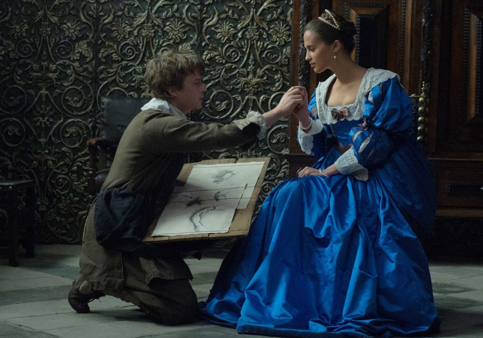 'Tulip Fever' Is Flawed but Gorgeous