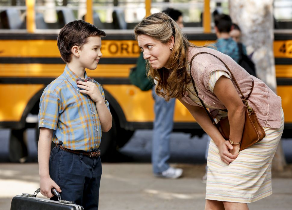 'Young Sheldon' Scores Huge Ratings Premiere