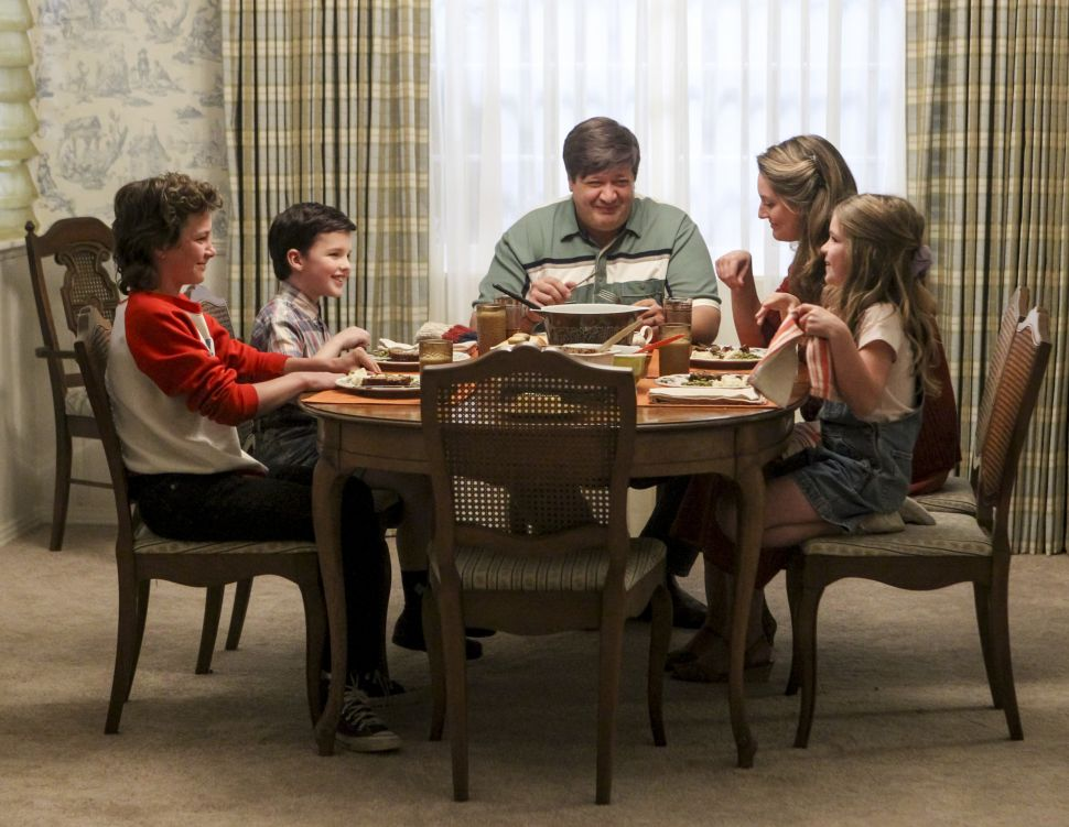 How to Live-Stream 'Young Sheldon' Series Premiere