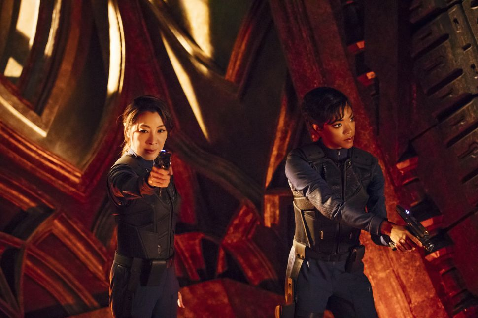 How to Live-Stream 'Star Trek: Discovery' Series Premiere