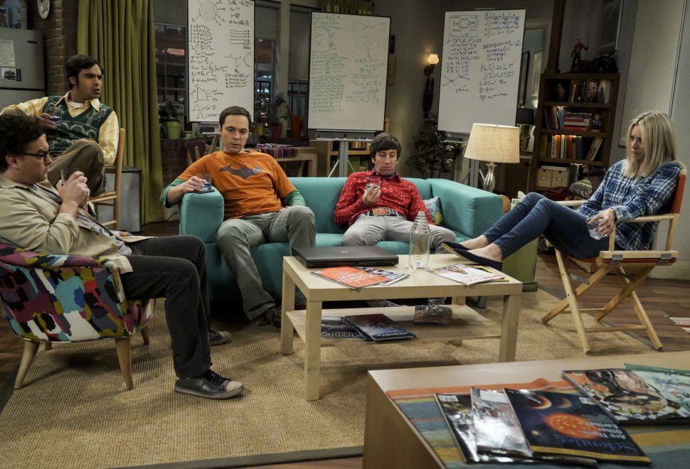 Big Bang Theory Live Stream