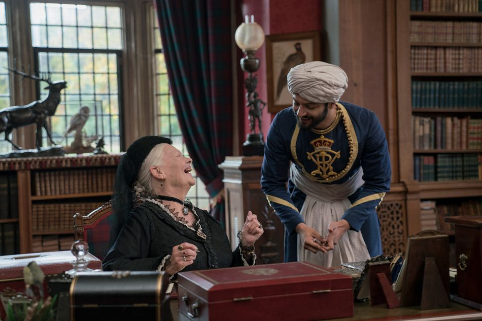 Judi Dench Gives a Touching, Majestic Performance in 'Victoria and Abdul'