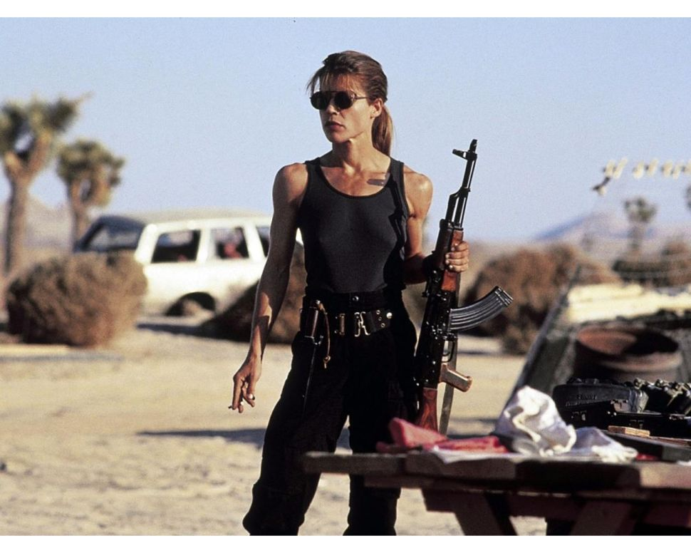 The New 'Terminator' Movie Officially Seals James Cameron's Fate as a Has-Been