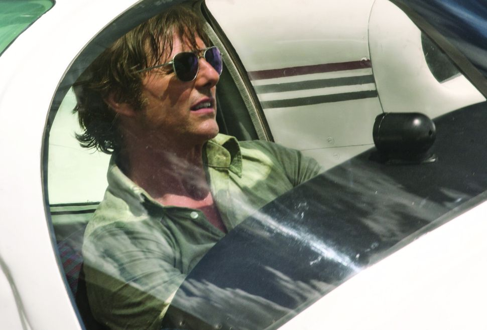Tom Cruise's 'American Made' Almost Featured Scene of Bill Clinton Getting Lap Dance