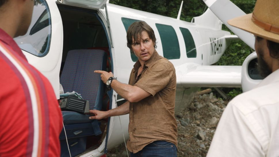 Tom Cruise Makes Another Formulaic Career Choice With 'American Made'