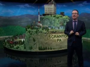 John Oliver reveals WNEP's new toy.