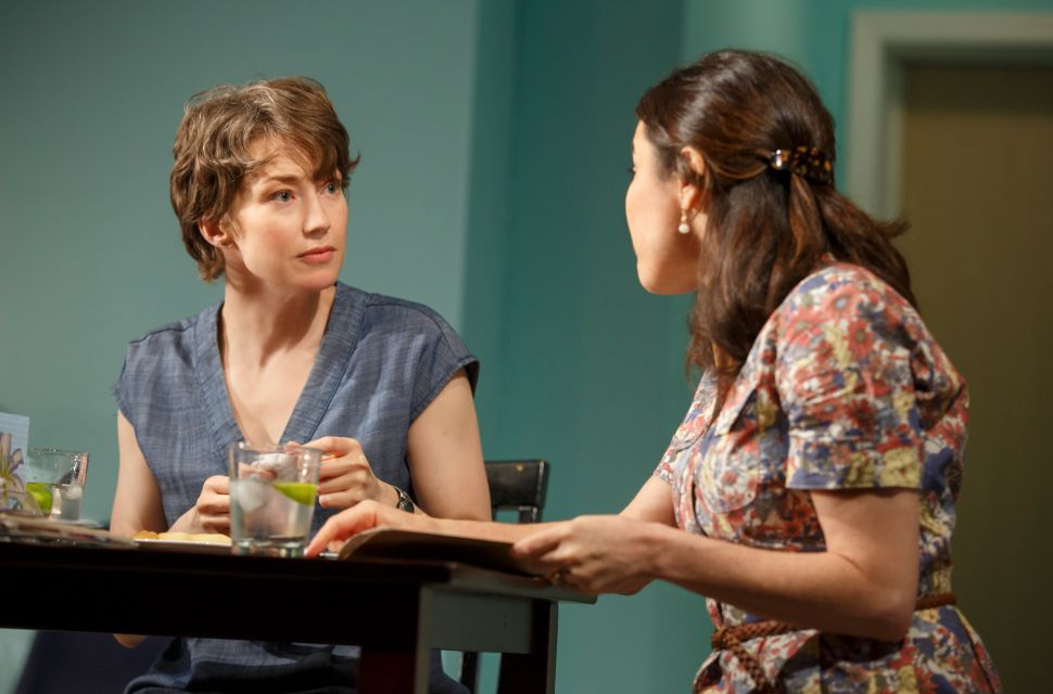 Carrie Coon on Why the Stage Is More Empowering Than Film or TV