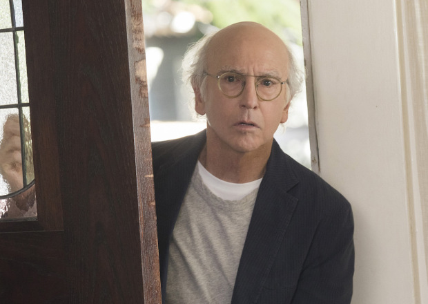 Larry David Talks Trump, Turning 70 and Being a Quitter