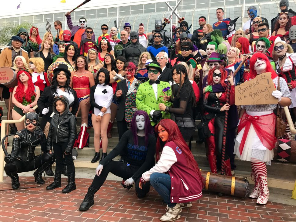Why Were the Democratic Socialists of America at Long Beach Comic Con?