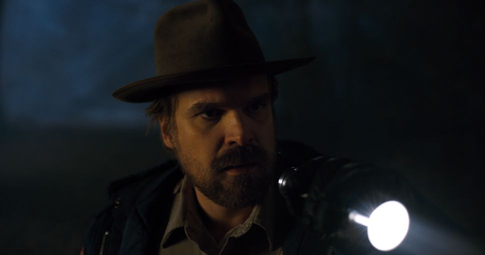 David Harbour Spills the Beans on 'Stranger Things' Season 2, and It Sounds Good