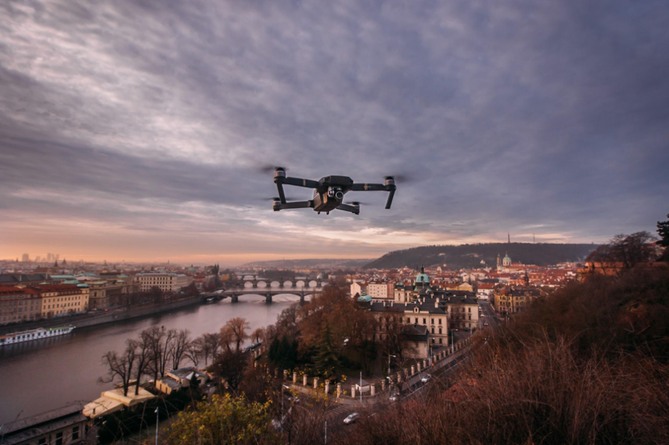 The Nine Best Drones for Travel