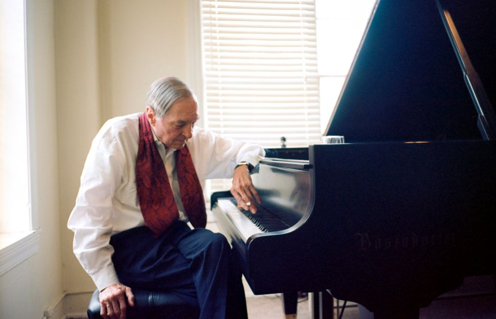 William Eggleston, Godfather of Color Photography, to Release First Music Album