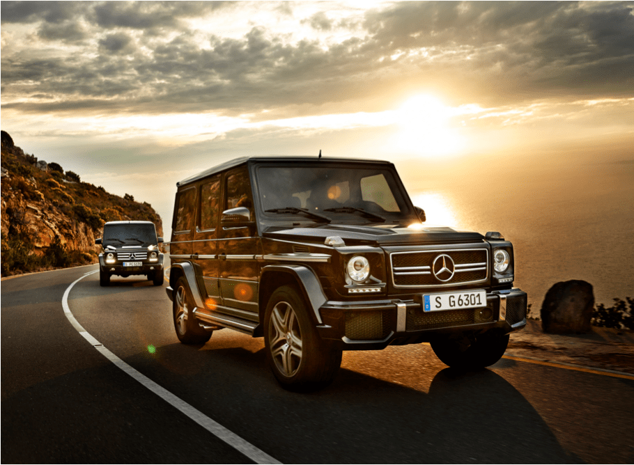 Mercedes G550: A Tank That Needs a Lot of Attention