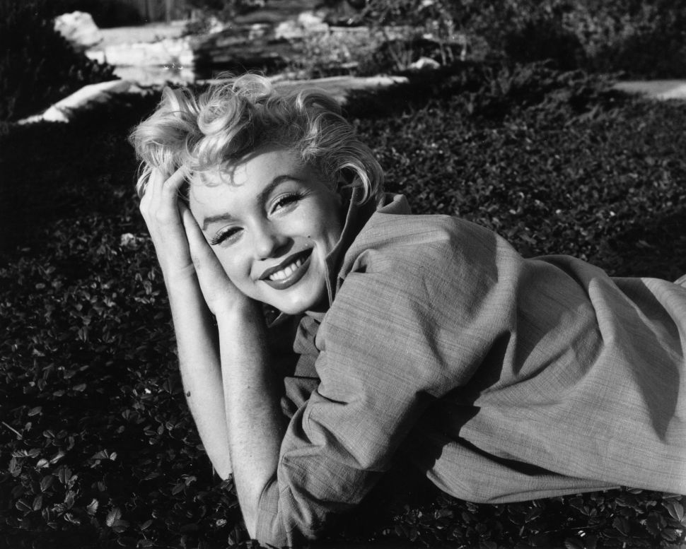 Tommy Hilfiger Is Selling a Pair of Marilyn Monroe's Jeans
