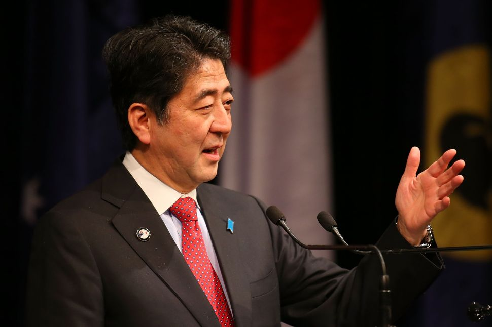 Oh Snap! Will Japan's Surprise Election Backfire on Shinzo Abe?