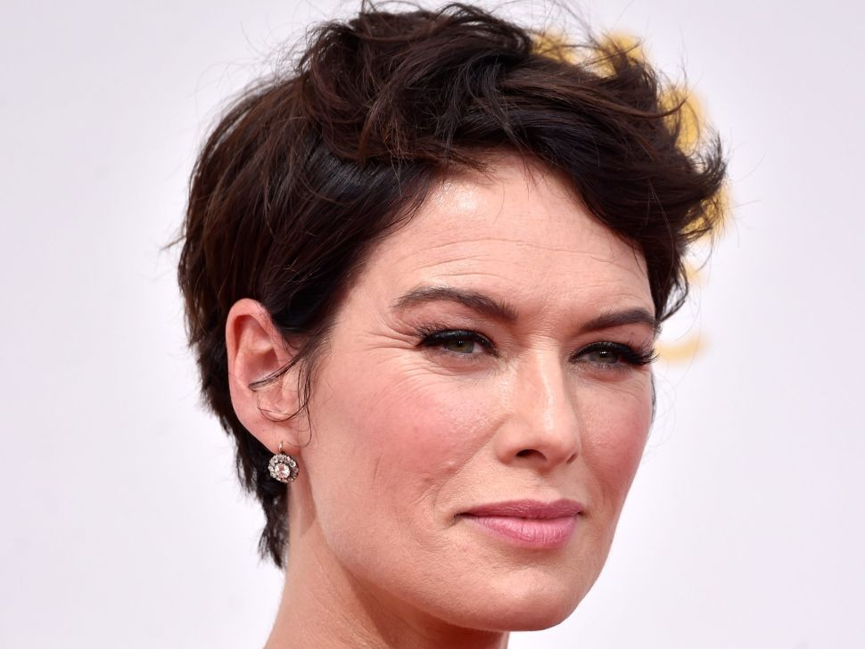 Lena Headey's Private Castle Captured a Serious Profit