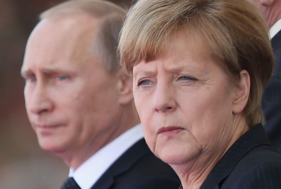 The Real Loser of Germany's Election: Vladimir Putin
