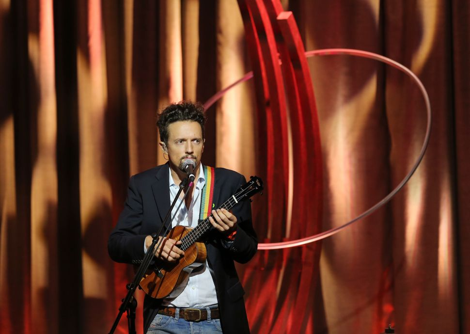 Jason Mraz to Star in Broadway's 'Waitress'