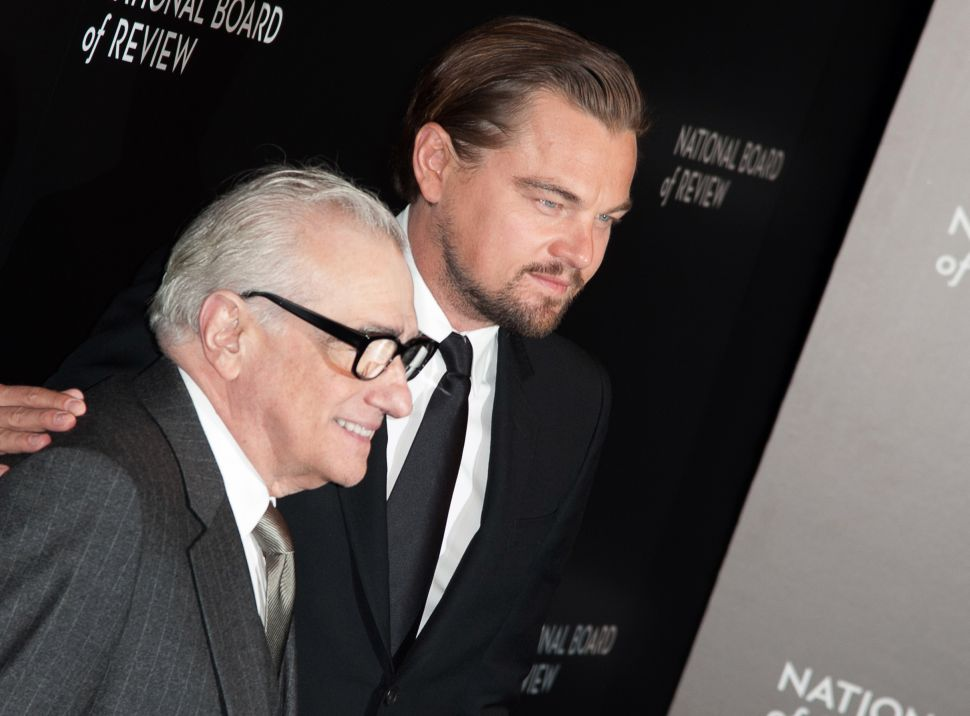 Leonardo DiCaprio and Martin Scorsese Re-teaming For Teddy Roosevelt Biopic