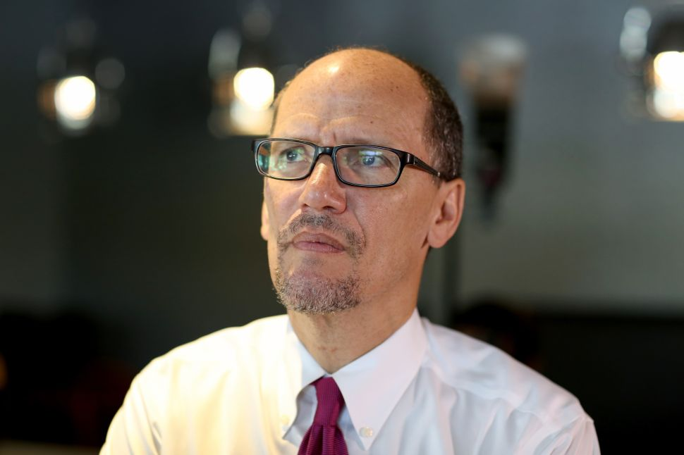 DNC Chair Tom Perez Accepts Side Gig as DNC Struggles