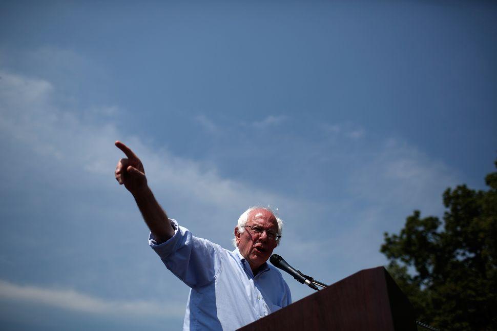 Purity, Attacks and Policing Activists: Establishment Democrats Cry Bernie