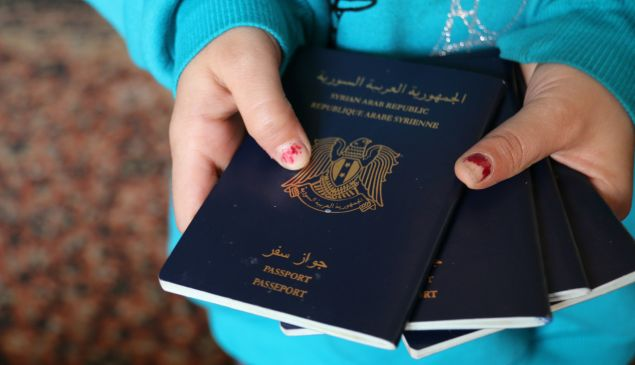 German newspaper Bild am Sonntag reports that ISIS may have as many as 11,000 blank passports.
