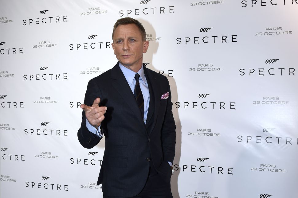 Daniel Craig Rumored to Be Pushing Studio to Tap This Director for 'Bond 25'