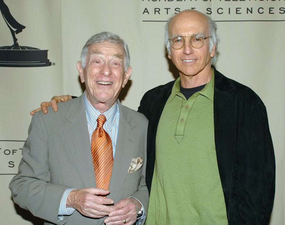 'Curb Your Enthusiasm' Star Shelley Berman Has Passed Away