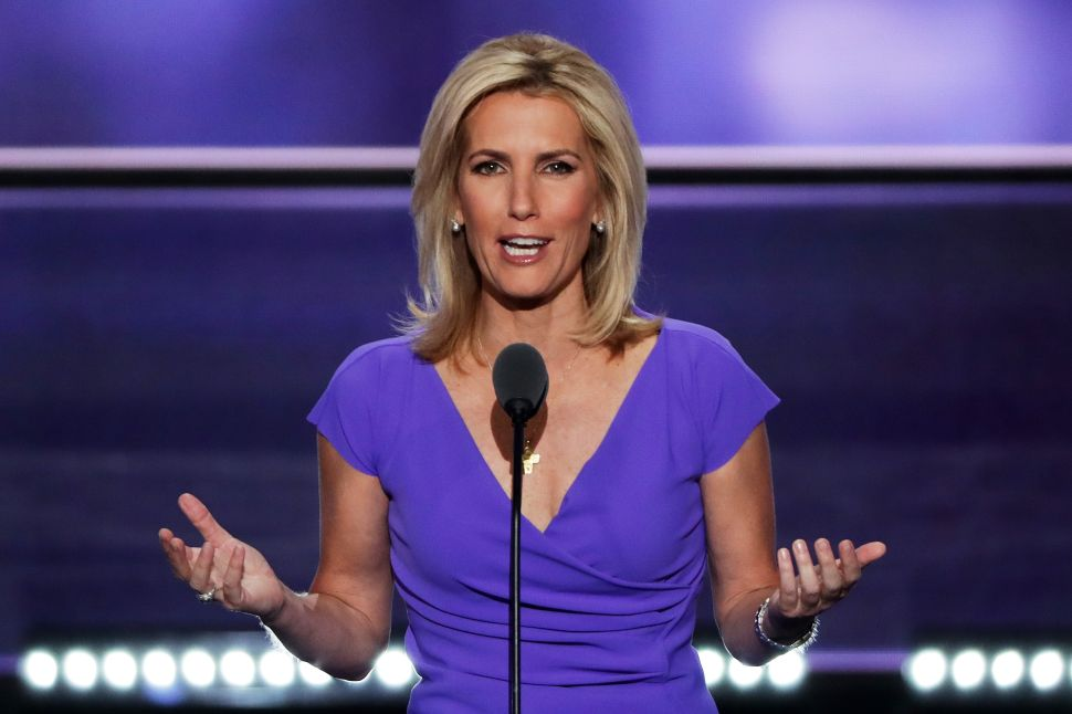 Fox News Channel Snags Laura Ingraham (Again)
