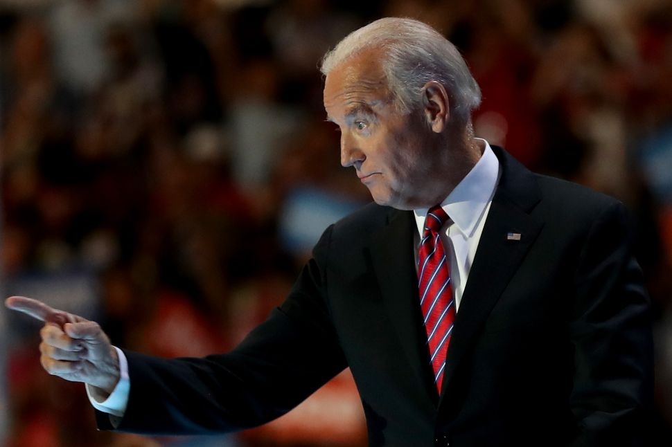 Stuffy, Focus-Grouped Democrats Need to Quit Walking on Eggshells