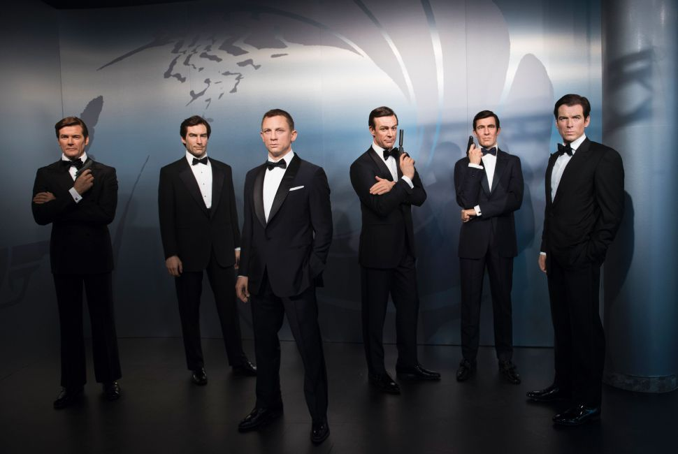 Will We Ever See a Non-White Male James Bond? It's 'Possible'