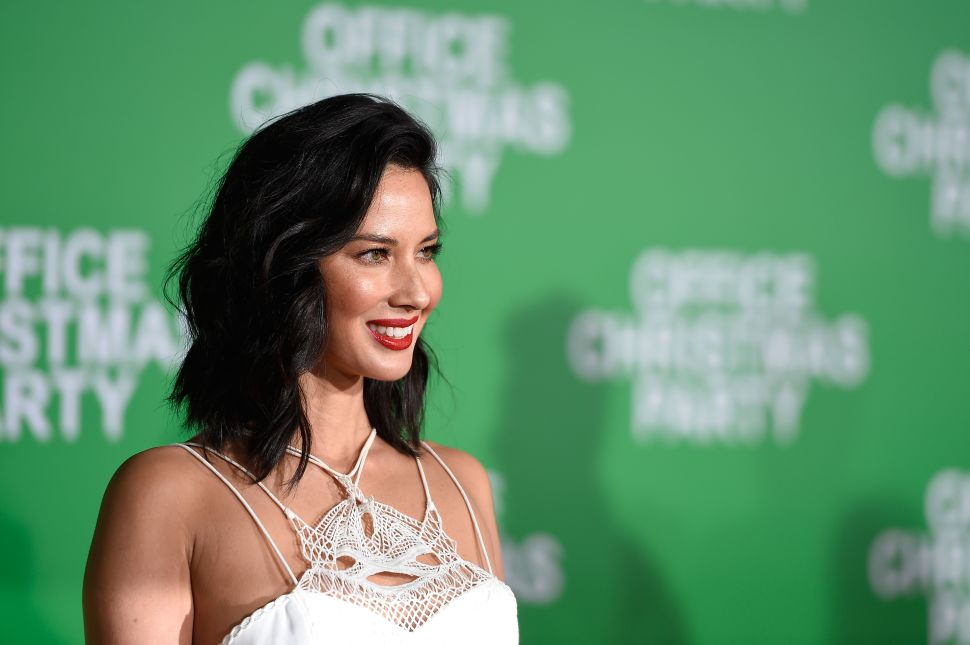 It Actually Cost Olivia Munn Money to be in 'Ocean's Eight'
