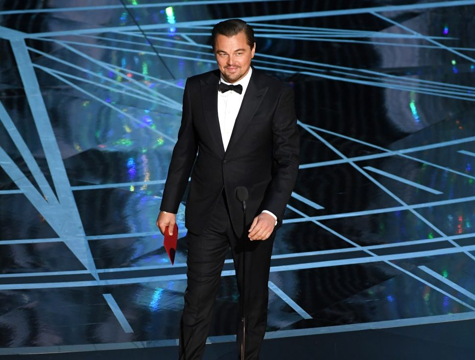 Leonardo DiCaprio Foundation Will Donate $20M to Environmental Organizations