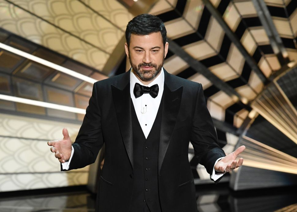 Watch Jimmy Kimmel Slam Senator Bill Cassidy Over TrumpCare, Go Off on Brian Kilmeade